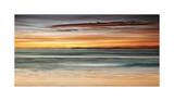 Sea and Sky Giclée-tryk af John Seba