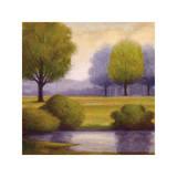 Lavender Sunrise II Gicléetryck av Gregory Williams