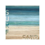 Surf and Sand Reproduction procédé giclée par Luke Wilson