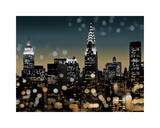 New York II Giclée-Druck von Kate Carrigan