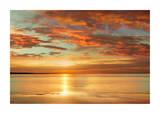 Sunlit Impressão giclée por John Seba