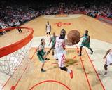 Boston Celtics v Houston Rockets Foto af Bill Baptist