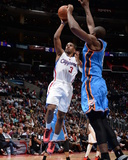 Oklahoma City Thunder v Los Angeles Clippers Foto af Noah Graham