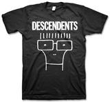 The Descendents - Classic Milo Camisetas