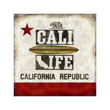 Cali Life Reproduction procédé giclée par Luke Wilson