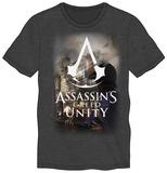 Asassins Creed Unity - Key Art Shirts