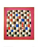 Large Chessboard, 1937 Giclée-Druck von Paul Klee