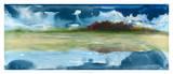 Mirrored Giclee-trykk av Sisa Jasper