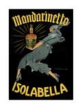 Mandarinetto Giclée-Druck