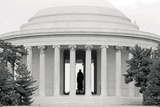 Jefferson Memorial II Photographic Print by Jeff Pica