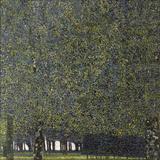 Klimt, the Park Reproduction procédé giclée