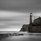 Morro Lighthouse Photographic Print by Moises Levy