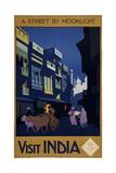 Índia Impressão giclée
