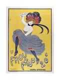 Le Frou Frou Giclee Print