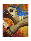 Jibara and Sol Giclee Print by Oscar Ortiz