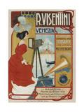 Italian Photo Supplies Giclée-vedos
