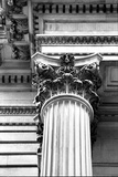 Metropolitan Museum of Art Column, NYC Photographic Print by Jeff Pica