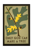 Only God Giclee Print