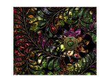 Leaves of Glass Giclee Print by Mindy Sommers