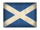 Schottland Giclée-Druck von David Bowman