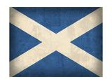 Skottland Gicléetryck av David Bowman