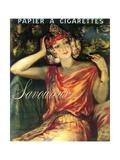 Savoureuxcigarettes Giclee Print
