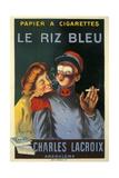Le Reiz Bleu Giclee Print