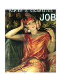 Papier a Cigarettes Giclee Print