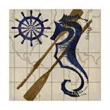 Seahorse Giclée-Druck von Karen Williams