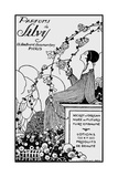 Parfums De Silvy Gicléetryck