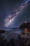 Ozean Fotografie-Druck von Lincoln Harrison