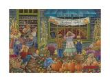 Pumpkin Time Giclee Print by Tricia Reilly-Matthews