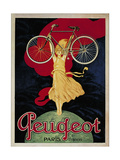 Peugeot Giclée-Druck
