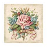 薔薇のブーケ ジクレープリント : リサ・オーディット