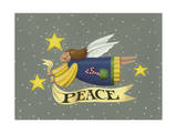 Peace Angel Stampa giclée di Margaret Wilson