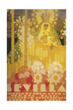 Sevilla Amarillo Giclee Print