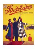 Studebaker Giclée-Druck