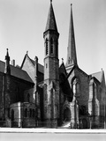 St. Paul's Episcopal Cathedral, Buffalo Photographic Print