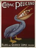 Pelicano ジクレープリント