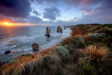 Shipwreck Coast Reproduction photographique par Wayne Bradbury
