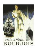 Soir de Paris Giclée-tryk