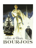Soir de Paris Giclée-Druck