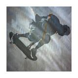 Skater II Reproduction procédé giclée par Karen Williams