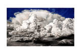 Thunderhead over Fort Worth Giclee Print by Laurin McCracken