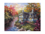 There's No Place Like Home Stampa giclée di Nicky Boehme