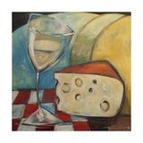 Wine Wedge and Wheel Giclée-Druck von Tim Nyberg