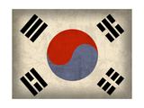 Southkorea Giclee Print by David Bowman