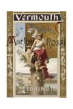 Vermouth Torino Rare Giclee-trykk