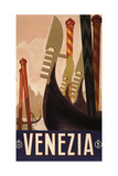 Venedig Giclée-Druck