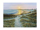 Watch Hill Sunset Reproduction procédé giclée par Bruce Dumas